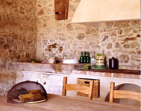 Die Gourmetküche der Ferienvilla Le Porciglia lässt keine Wünsche offen
