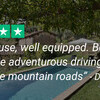 Trustpilot review of Chiodo in Tuscany