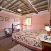 Drei der Vier Schlafzimmer der Ferienvilla Giannello sind mit einem Doppellbett ausgestattet